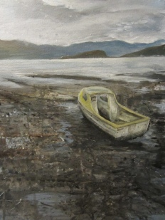Granela at Low Tide SOLD - prints available from Fine Art America